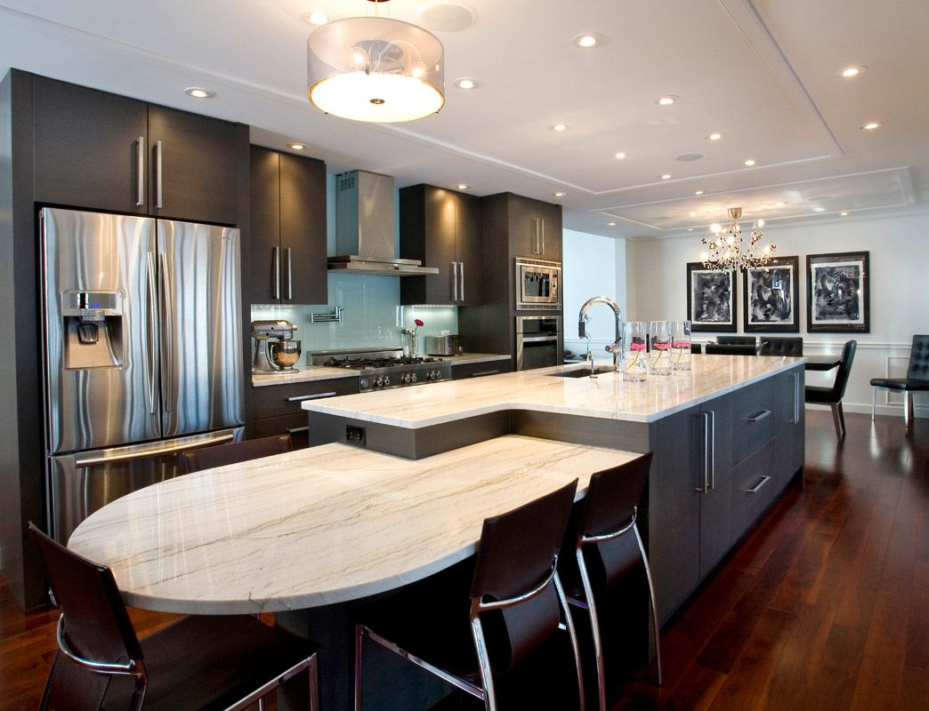 Columbia Cabinets - Contemporary Design Portfolio