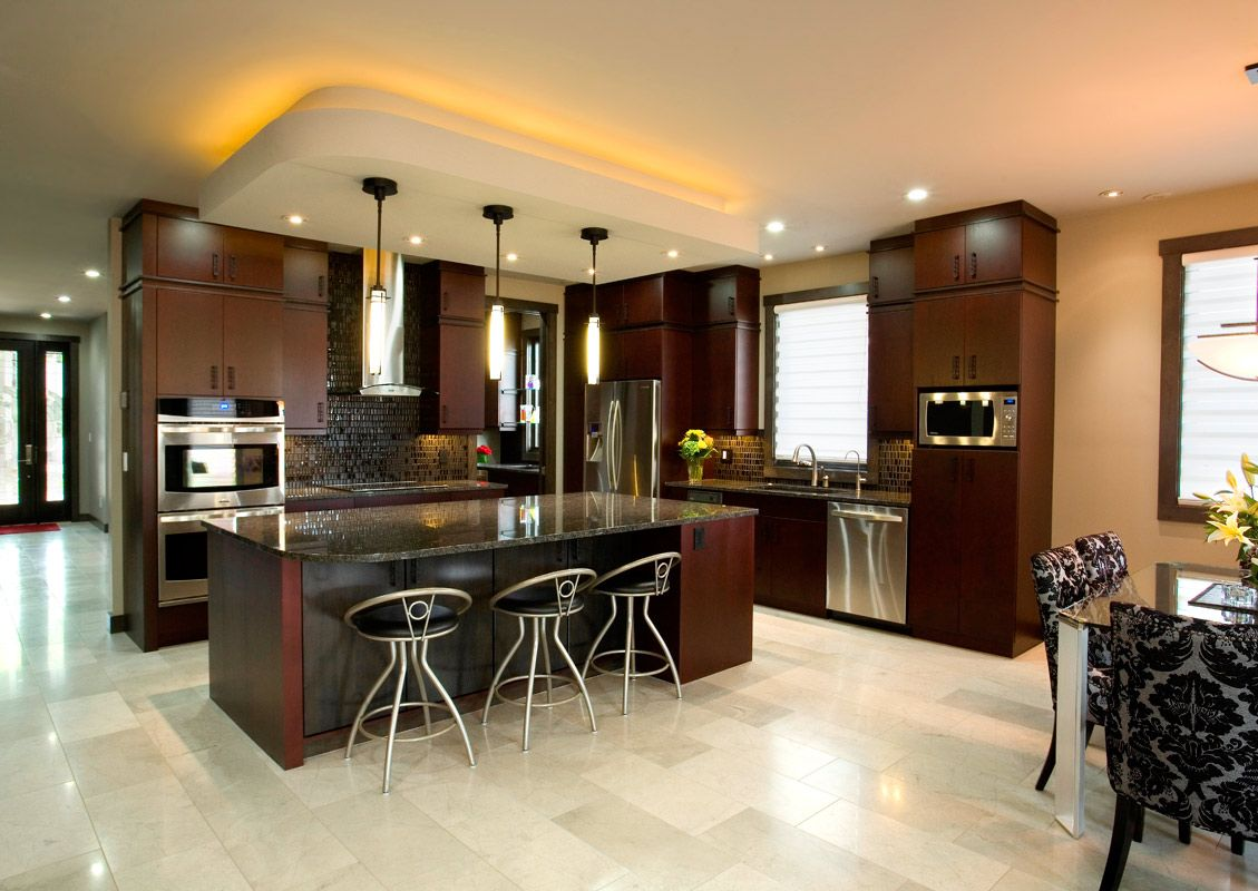 ... Contemporary Cabinet Design; Bright And Inviting Kitchen; Modern  Cabinetry Design ...