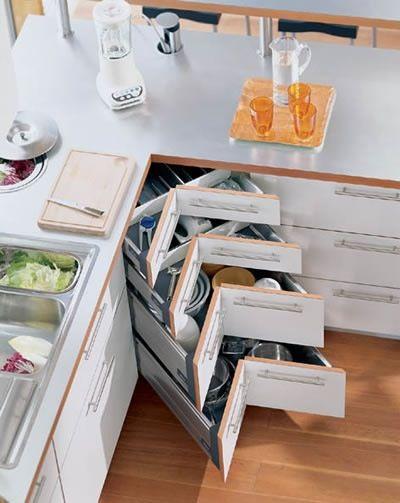 space corner - Kitchen Cabinet Accessories