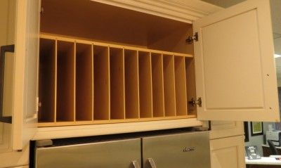 Wood Tray Dividers · Floating Shelf