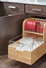 Food Storage Container Organizer