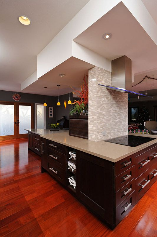 Columbia Cabinets Transitional Design Portfolio