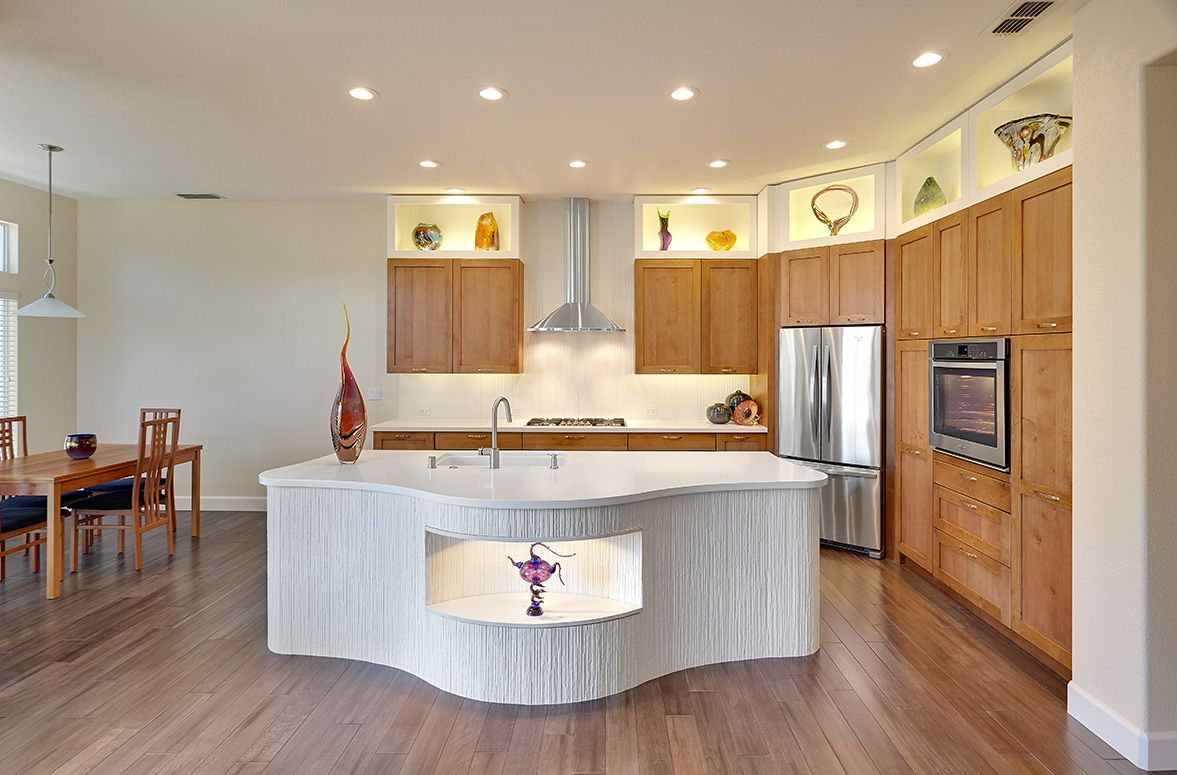 Attractive Second_Place_Medium_Kitchen_NKBA_2014;  Residential_Bath_over_60000_NARI_Local_2014. ...