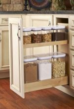 Storage Container Pullout