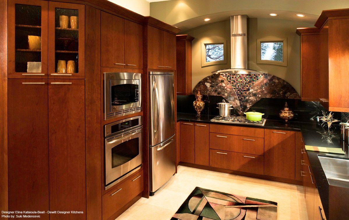 Columbia Cabinets Contemporary Design Portfolio