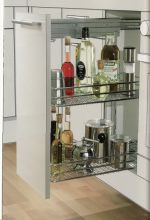 Metal Shelving For Organization