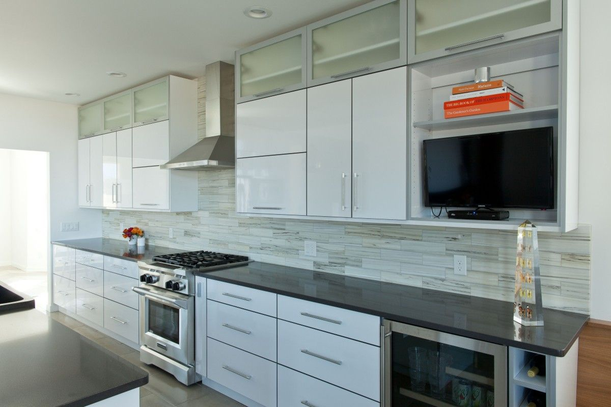 Columbia Cabinets - Contemporary Design Portfolio