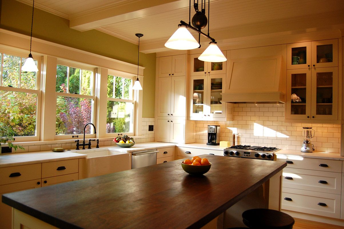 ... Kitchen Cabinetry With Traditional Design; Traditional White Cabinets;  Quality Constructed Cabinets ...